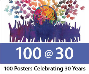 100 Posters at 30 Years Exhibit Catalog