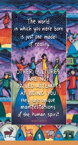 Poster Other Cultures Syracuse Cultural Workers