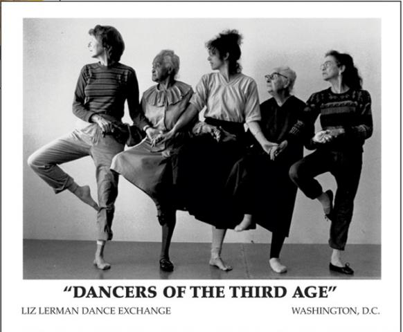Poster Dancers Of The Third Age Syracuse Cultural Workers