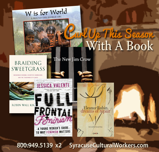 Curl Up with a Great Book and Forget the Cold Outside