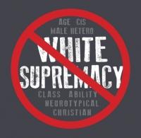 No White Supremacy T