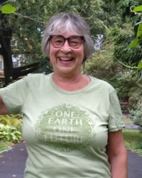 One Earth - One Future - Cindy