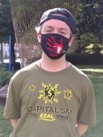 Capitalism the Real Virus T - Maysam