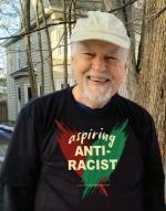 Aspiring Anti-Racist T - Dik