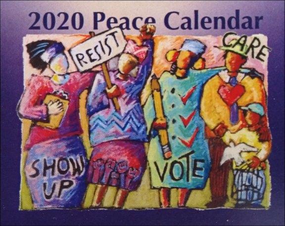 Syracuse 2020 Calendar 2020 Peace Calendar | Syracuse Cultural Workers