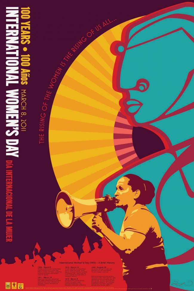 Poster - International Women's Day 100th Anniversary | Syracuse ...